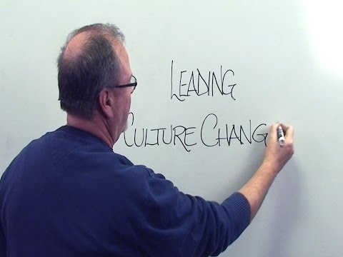 Leading Culture Change in the NWS