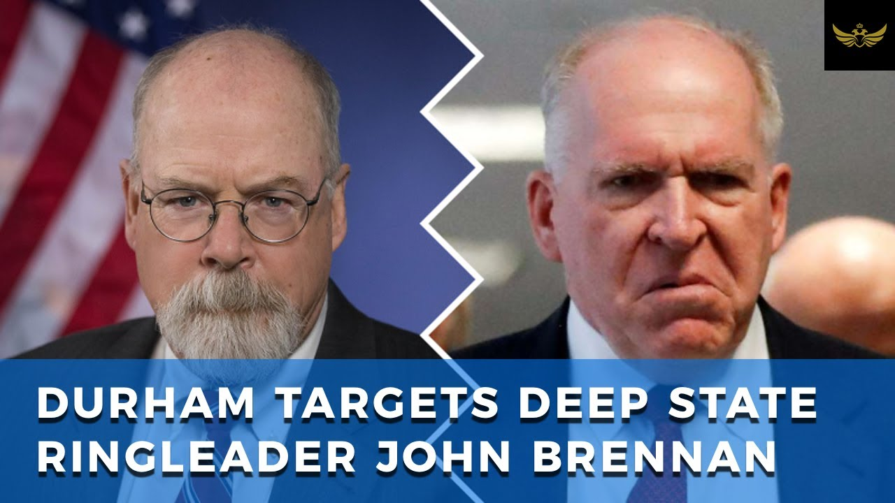 Durham wants Deep State ringleader, John Brennan's CIA call logs, emails & documents