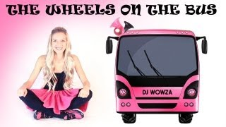 Repeat youtube video The Wheels on the Bus - Pink Bus