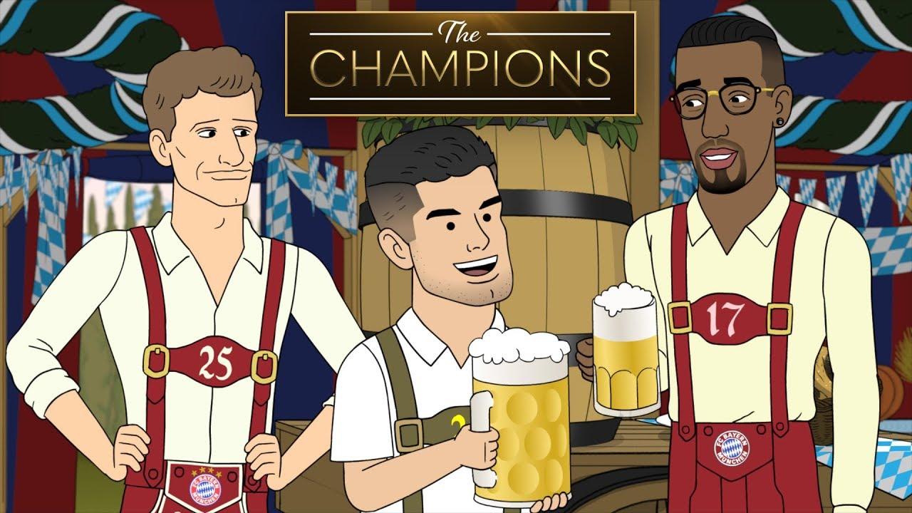Wie Zwei Us Bruder Den Erfolgreichsten Fussball Cartoon Der