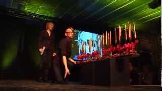 TV Touring Bericht Magie Weihnacht bei Burger Pflanzen & Mehr