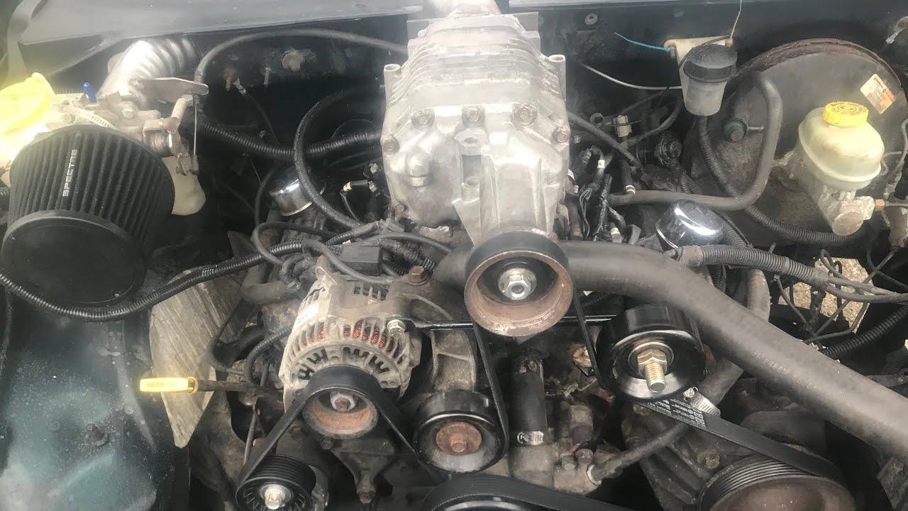 dodge dakota v6 turbo kit