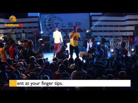 HUMBLE SMITH'S PERFORMANCE AT THE LAGOS STREET PARTY 2016