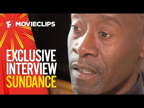 Don Cheadle 'Miles Ahead' Sundance Interview (2016) Variety