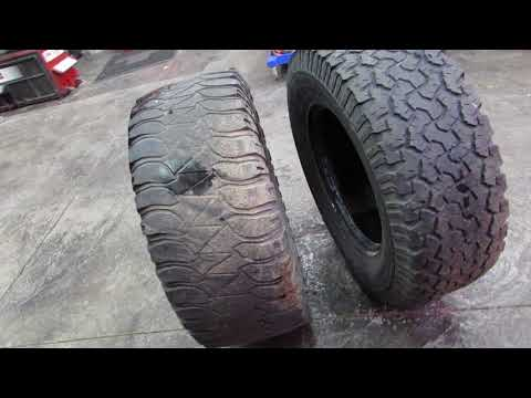 BF GOODRICH VS MICKEY THOMPSON TIRES (WHO IS BETTER?)