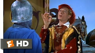 The Court Jester (2/9) Movie CLIP - Master of Many Tongues (1956) HD