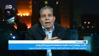 حسن أبو هنية: المجتمع الدولي معني بالتمرد السني | المسائية