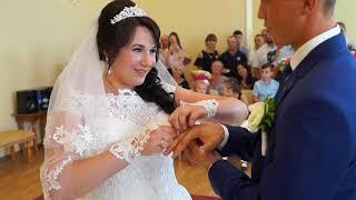 Свадьба Игорь и Кристина 26 августа 2017 станица Новопокровская, Краснодарский край