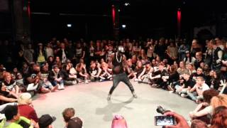 Berlin`s BEST SOLO DANCER - judge showcase JR Black Eagles