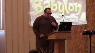 """God Rocks"" - Juan Camacho Jr. - VBS Babylon Song"