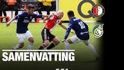 Samenvatting   Jong Feyenoord - Jong Fortuna Sittard