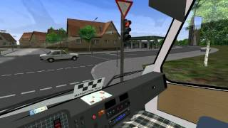 БАЗ - Эталон (OMSI) (Test Drive)