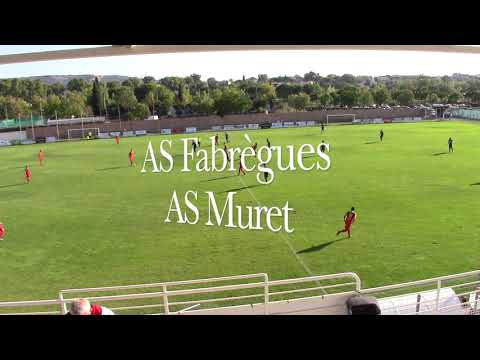 Résumé AS Fabrègues vs AS Muret J2 05 09 2020