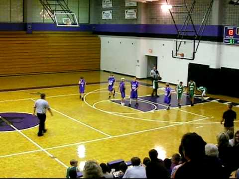 Tazewell Middle School at Twin Valley Middle School 3rd Qtr