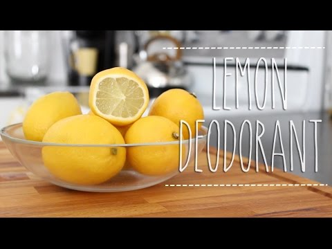 DIY | Naturally Get Rid of Body Odor!