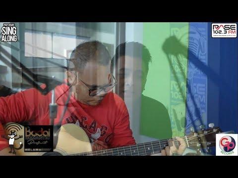 badai romantic project - melamarmu live di rase sing along