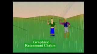 Chakma new cartoon song_hochpana