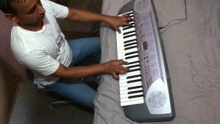 Aaye ho meri zindagi mein tum bahar banke (Raja hindustani) Piano by Vijay Kumar