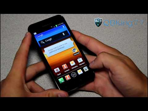 Official Android 4.0.4 ICS FF18 Update on the Samsung Epic 4G Touch [REVIEW]