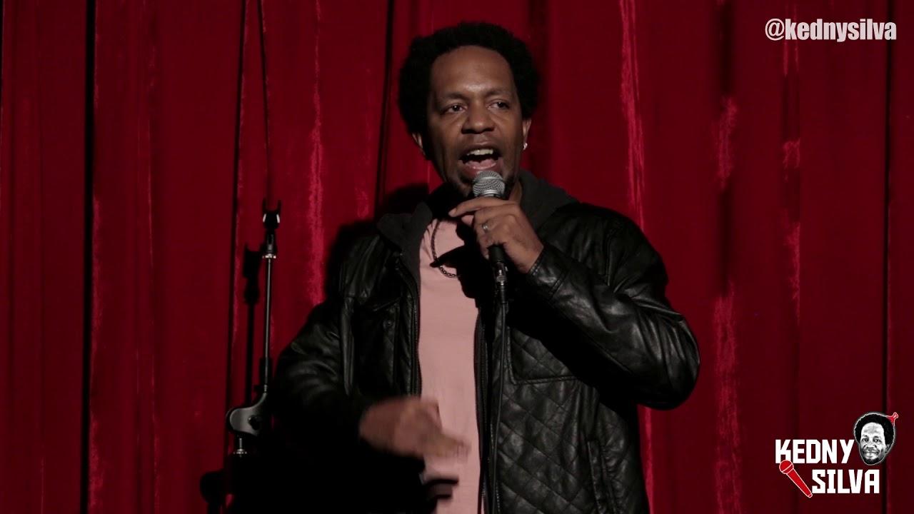 Kedny Silva - Seria hilário, se não fosse trágico! - Stand Up Comedy