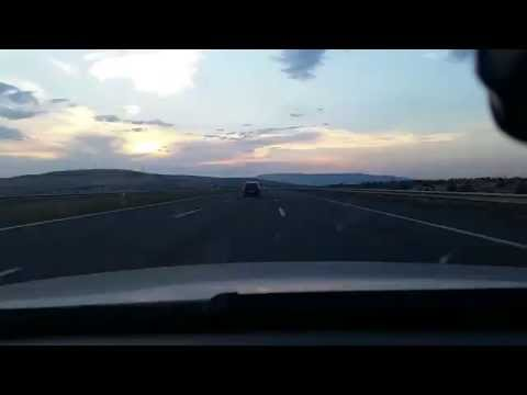Road Trip from Turkey to Romania (short version)