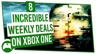 8 INCREDIBLE Weekly Deals On Xbox One