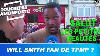 Avant-première d'Aladdin : Will Smith fan de TPMP ?