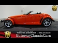 1999 Plymouth Prowler Gateway Classic Cars #596 Houston Showroom