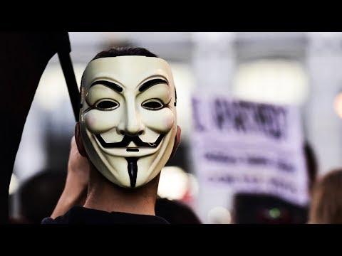 Anonymous - Важное сообщение для граждан всего мира 2017