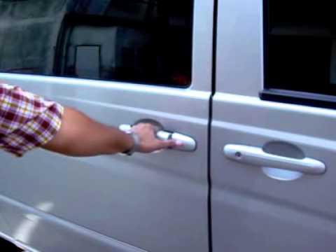 BENZ AUTO DOOR