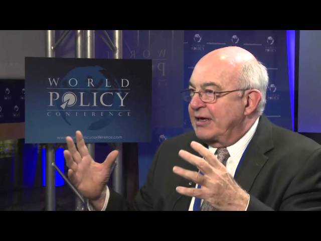 World Policy Conference 2013 - Kemal DERVIS