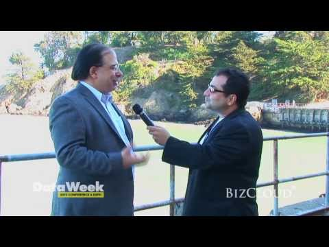 BizCloud talks about Influence of Big Data with D&B's Anthony Scriffignano @ DataWeek 2013