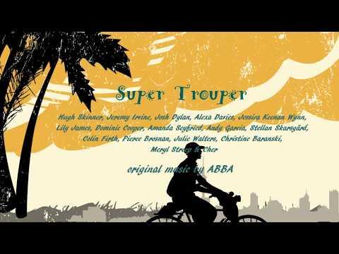 Mamma Mia 2 LYRICS - Super Trouper - Meryl Streep, Cher, Lily James.....