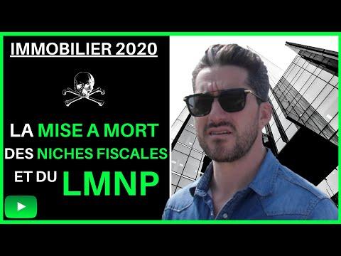 IMMOBILIER: LOIS 2020 La MISE à MORT Du LMNP Et Des NICHES FISCALES
