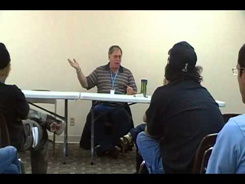 Q&A Panel with Voice Actor Garry Chalk at Slag-A-Con 2011