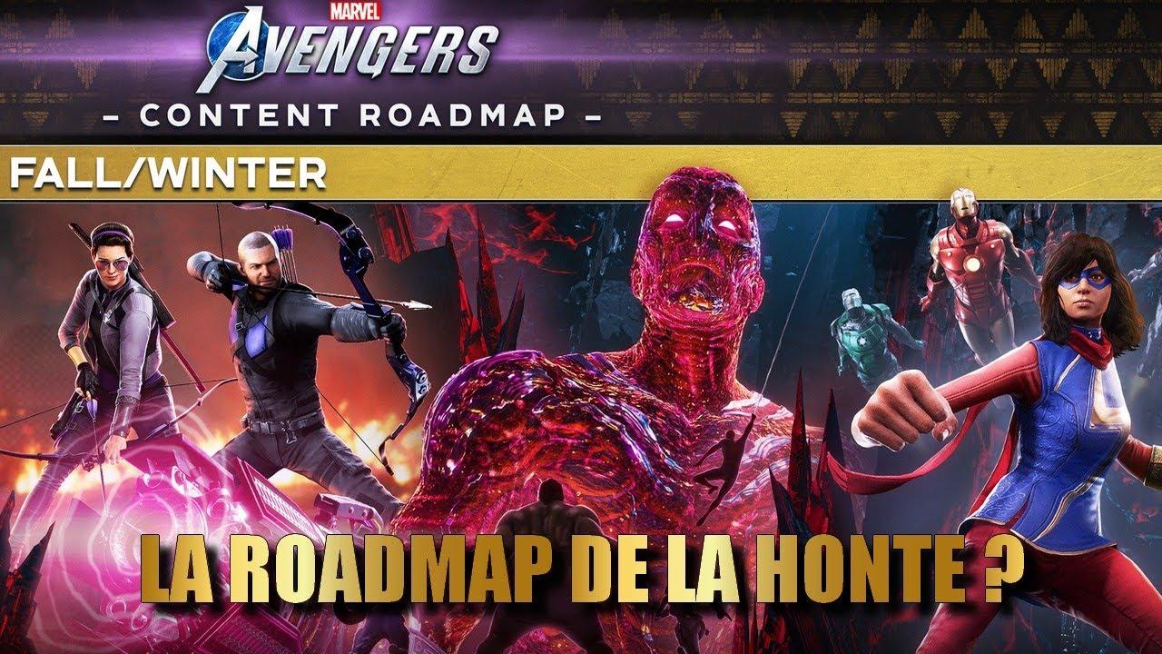 Download 💀 LA NOUVELLE ROADMAP DE LA HONTE ? - MARVEL'S AVENGERS FR 💀