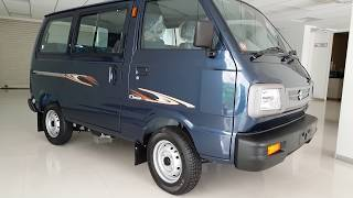 2018 Maruti Suzuki Omni New Color | Exterior and Interior in 4K 60FPS | 8 Seater Family Wagon