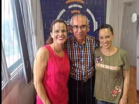 "Entrevista a Elia Sacramento e Irene Zalba - ""Radio Realejos"""
