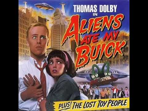 Thomas Dolby - Pulp Culture (Aliens ate my buick)