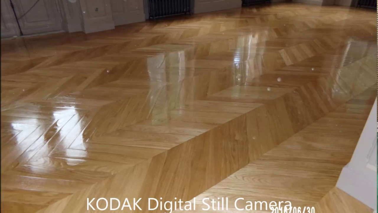 parquet point de hongrie youtube