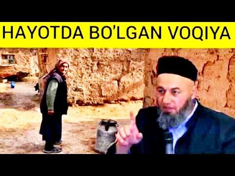 BO'LGAN VOQIYA SALOHIDDIN DOMLADAN JUDA KUCHLI TASIRLI MARUZA