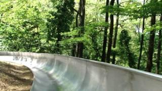 アルプスドリームコースター-アルプス公園5(長野県松本市)