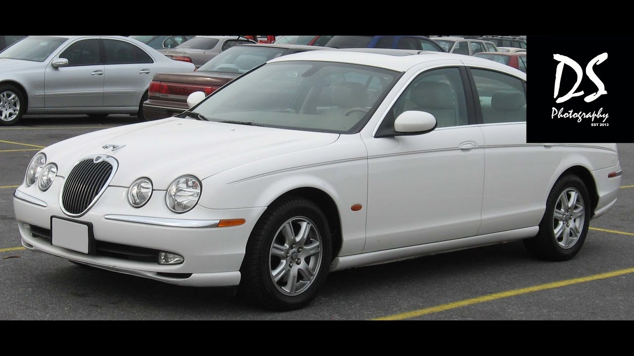 photoshop cc virtual car tuning jaguar s type youtube. Black Bedroom Furniture Sets. Home Design Ideas
