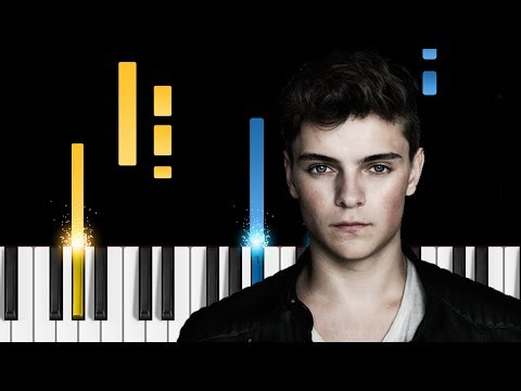 Martin Garrix & Troye Sivan - There for You - Piano Tutorial