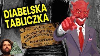 Diabelska Tabliczka Ouija - Jak Zabawa w Spirytyzm Prowadzi do Opętania lub Chorób Psychicznych PL
