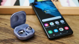 Samsung Galaxy Buds Pro are here!