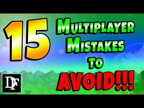 15 Multiplayer Mistakes You Want To Avoid! - Stardew Valley