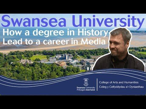 How a degree in History led to a career in Media