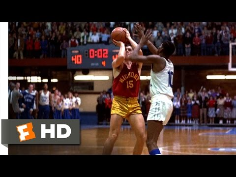 Hoosiers (12/12) Movie CLIP - Jimmy's Final Shot (1986) HD