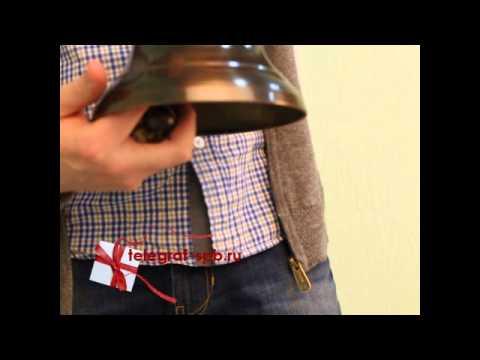 Рында (Корабельный колокол) - YouTube